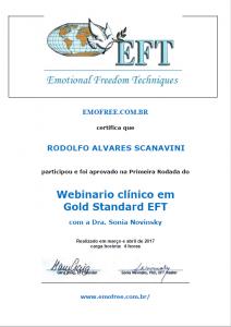 Certificado Fev 2017